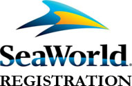 SeaWorld Registration